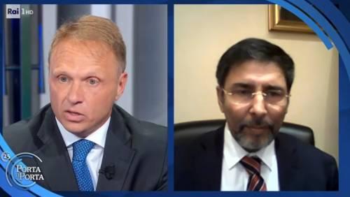 """""""Saman come Astrazeneca..."""": la frase choc dell'ambasciatore in tv"""