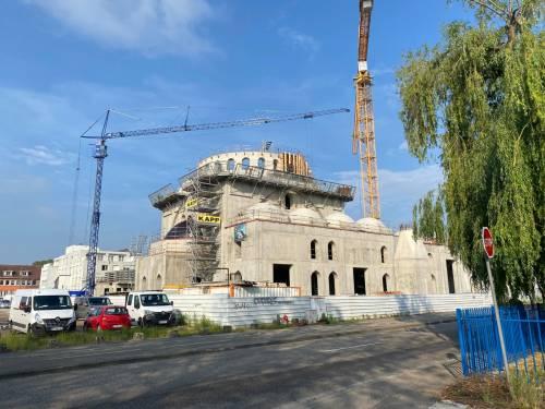 """A Strasburgo la moschea più grande d'Europa: """"Incubo Eurabia dietro l'angolo"""""""