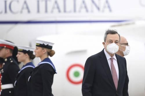 Draghi fa asse con Biden su Libia e stop ai dazi. E punta a guidare la Nato.