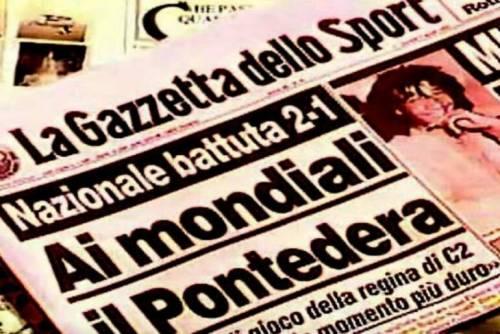 Quando l'Italia perse contro una squadra di C2