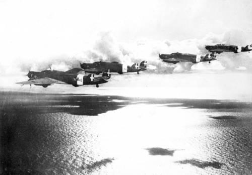 Mezzo Giugno, la prima grande vittoria aeronavale italiana