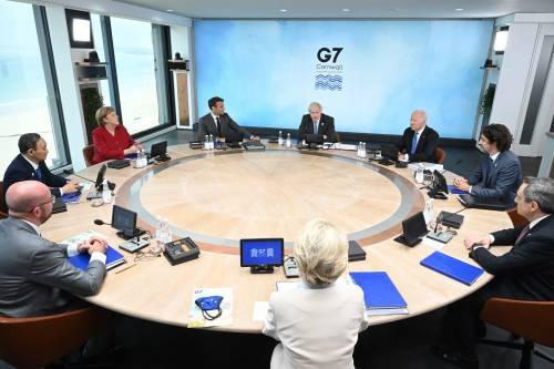 Il G-7 sfida la Cina... e gli Usa rassicurano Pechino