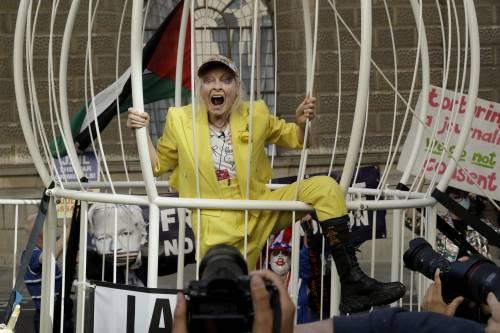 Vivienne Westwood, l'anima trasgressiva degli over 70