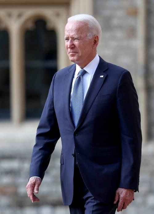 """Biden esalta la Nato e rassicura l'Europa. """"Gli Usa ci sono"""". Aut aut alla Russia"""