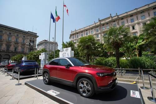 MiMo: Mazda a tutto green e tanta passione