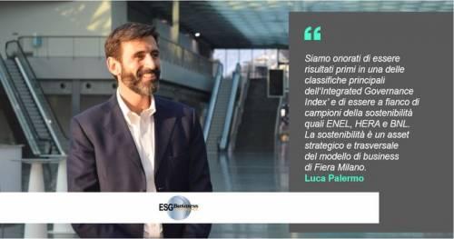 Sostenibilità, Fiera Milano prima in classifica tra le società quotate
