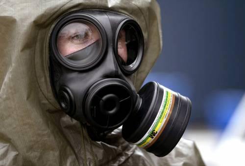 I nuovi pericoli della guerra chimica