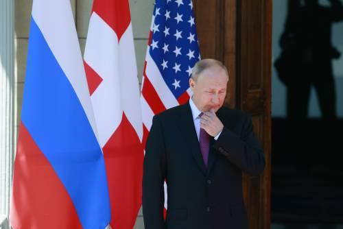 """Di cosa ha paura?"". E Putin reagisce così"