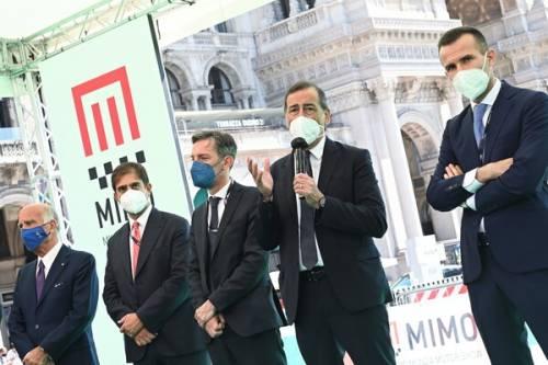 MiMo: il sindaco Sala si giustifica. Monopattinari a zig-zag tra la gente: dispetto?