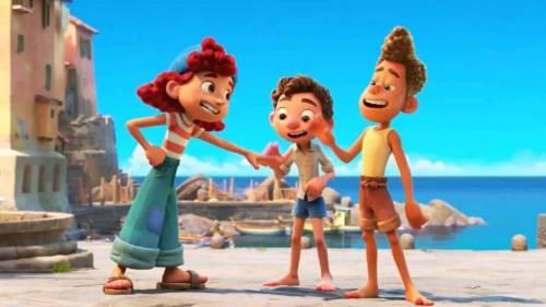 """""""Luca"""", il nuovo film Disney Pixar che omaggia l'Italia e l'amicizia"""