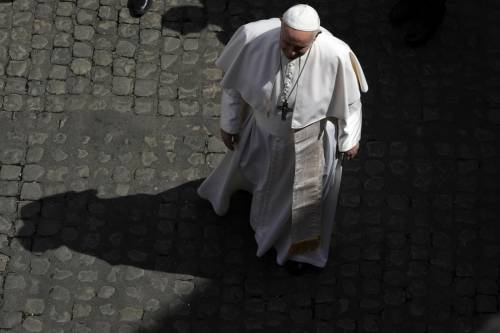 Cortocircuito nella Chiesa: ecco cosa succede al Papa