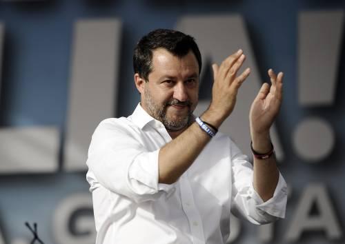 """Pressing di Salvini: """"Federazione entro agosto"""""""