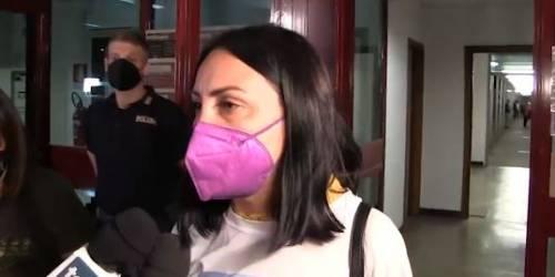 """La madre di Desirée: """"Torna in carcere? Rasserenati"""""""