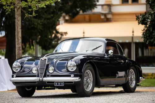 Villa d'Este Style: una regina di nome l'Alfa Romeo
