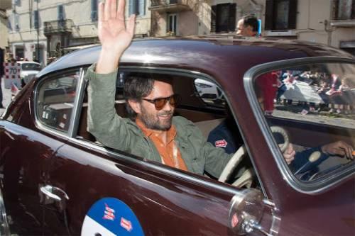 Villa d'Este Style: … e Cracco c'è con la sua Lancia Aurelia B20