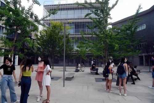 Politecnico, il nuovo campus di architettura che dialoga con la città