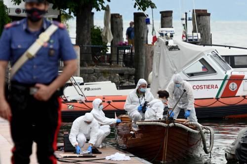 Incidente sul Garda, arrestato il tedesco che ha ucciso i fidanzatini