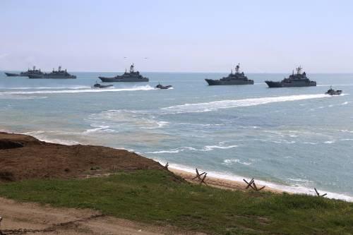 Crimea e Taiwan: le inutili battaglie navali