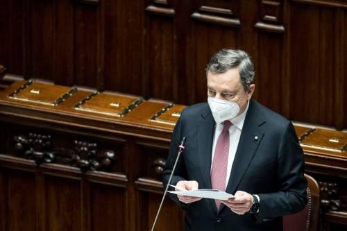 """Zan, Draghi media: """"Rispettiamo concordato, ma decide il Parlamento"""""""