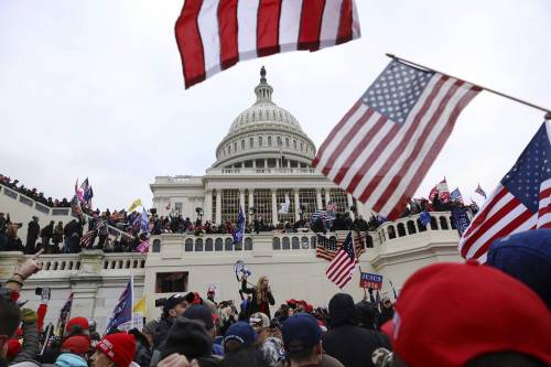 I misteriosi cospiratori dell'assalto a Capitol Hill - Seconda parte