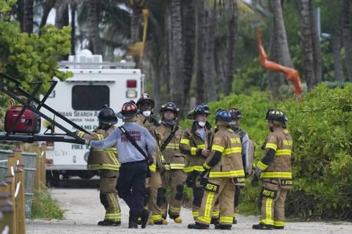Miami, il palazzo crollato sprofondava da 30 anni
