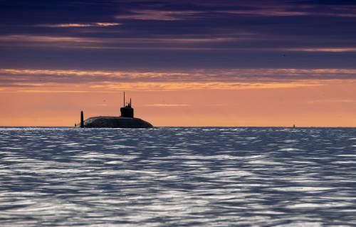 """L'arma """"segreta"""" che può cambiare la guerra subacquea"""