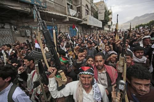 Gli Usa: gli Houthi sono una realtà politica legittima dello Yemen