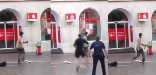 Terrore in Germania, armato di coltello uccide 3 persone