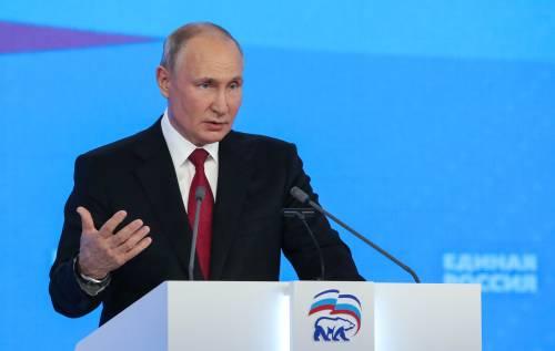 La vittoria di Putin e la base navale russa in Sudan