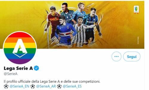 La Lega Serie A si colora di arcobaleno. Ma nei Paesi arabi...