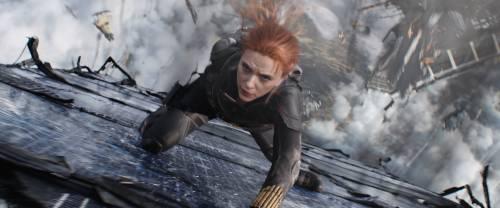 Black Widow svela il passato di Vedova Nera