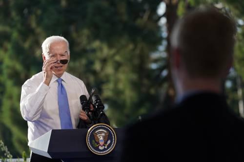 Biden e lo strano aiuto sull'atomica