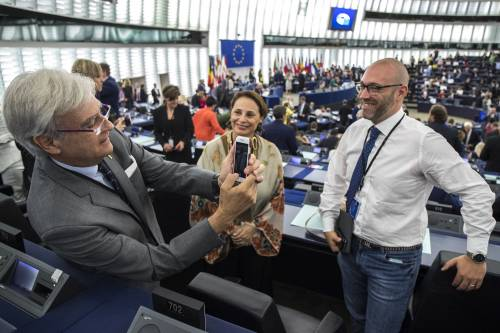 La deputata Ue dalla Lega a Fi. E aderisce  anche al Ppe