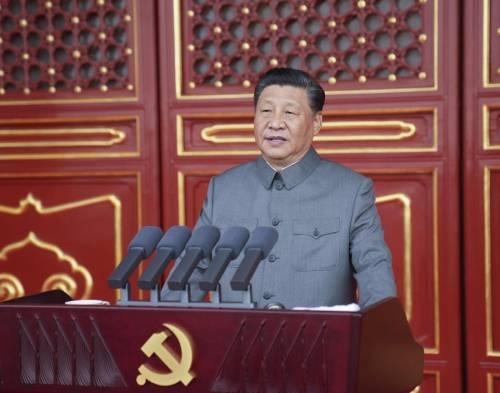 Il 100esimo anniversario del Pcc: l'intervento di Xi Jinping