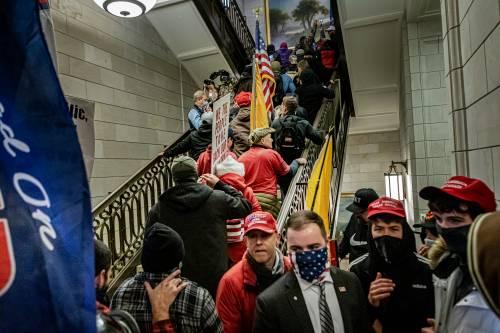 Capitol Hill: un'altra puntata dell'inchiesta di Revolver News
