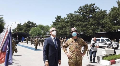 Kosovo, segretario Nato Stoltenberg in visita a Pristina