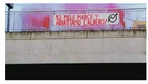 """""""Abbattiamo l'albero"""" Minacce anarchiche alla polizia penitenziaria"""