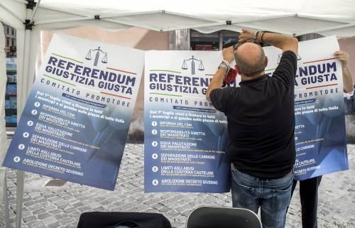 Ecco perché il referendum sarà la vera riforma della giustizia
