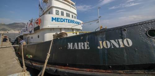 La nave Mare Jonio, cos'è e chi la finanzia