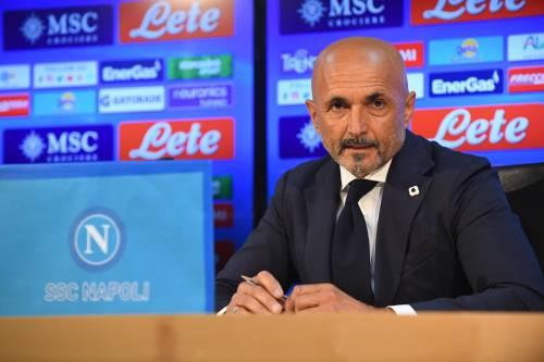 """Spalletti alla corte di AdL manda al """"cinema"""" Totti"""