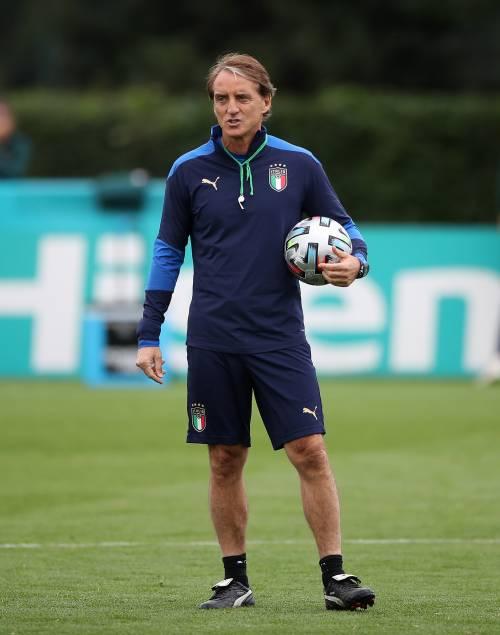 """Mancini: """"Sì, in azzurro non ho mai vinto niente. È la mia occasione..."""""""