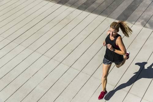 Running in estate: come comportarsi per evitare malesseri