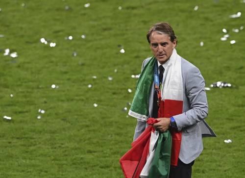 Mancini da spigoloso a poliedrico. Ha riportato in alto una Nazionale ferita