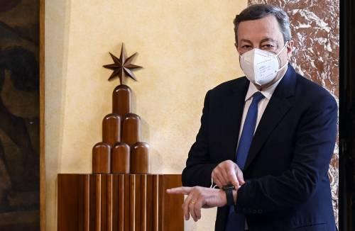 """Draghi e Cartabia a Santa Maria Capua Vetere: """"Il governo si fa carico dei problemi"""""""