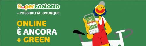 """Vince 635mila euro al SuperEnalotto: """"Così la mia azienda riparte"""""""