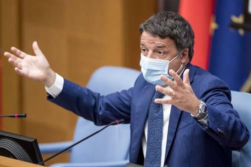 Renzi evoca mazzette: commissione d'inchiesta sugli acquisti anti Covid