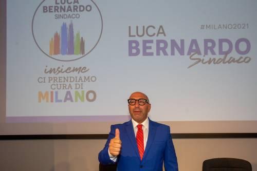 """Bernardo ci ha preso gusto: """"Milano tornerà a sorridere"""""""