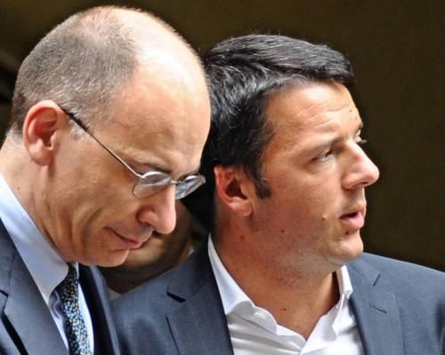 Dal seggio alle alleanze. La sfida infinita Letta-Renzi