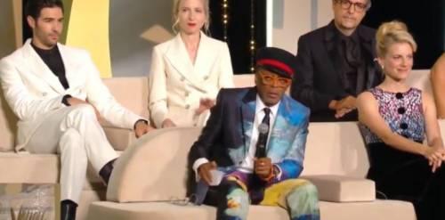 """Vince..."". La tremenda gaffe di Spike Lee a Cannes"