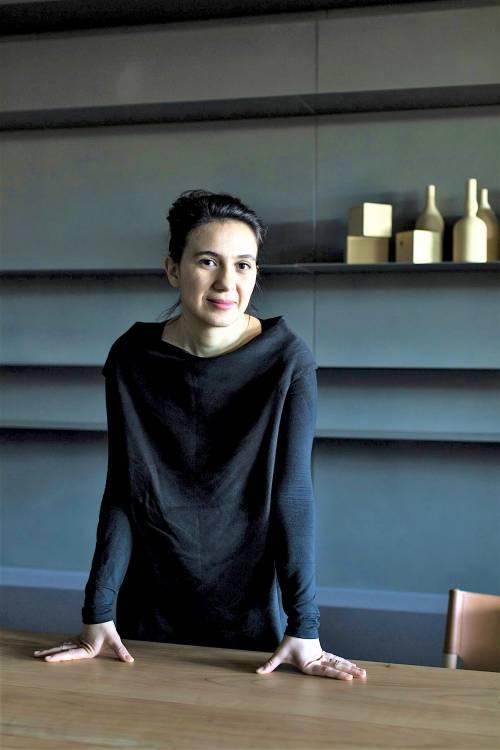 Maria Porro alla guida del Salone del Mobile.Milano
